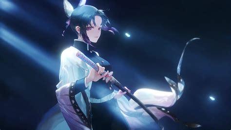 shinobu kocho anime girl   wallpaper