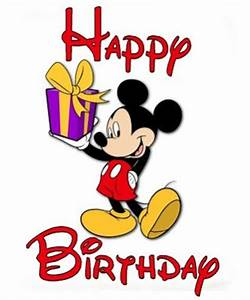 Happy Birthday Mickey Mouse : orkut scraps images orkut birthday scraps greetings glitter ~ Buech-reservation.com Haus und Dekorationen