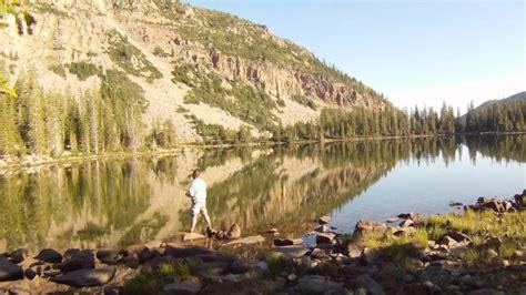Scow Lake Uintas by Awesome Fishing Ostler Lake High Uintas