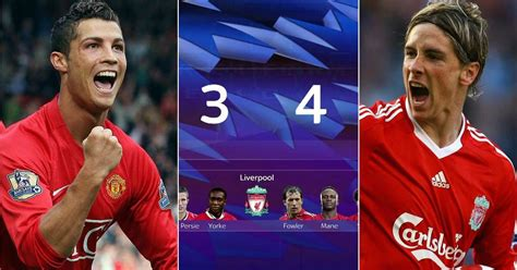 Manchester United and Liverpool's best strikers of the ...