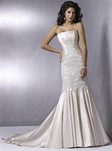Wedding dresses mermaid styles modern fashion styles for Wedding dress cuts
