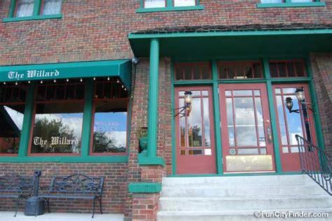 Willard Restaurant In Franklin, Indiana-funcityfinder