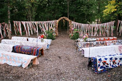 picture  amazing backyard wedding ceremony decor ideas