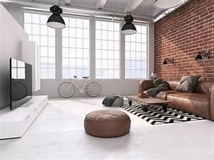Industrial Look Wohnzimmer Industrial Look Wohnzimmer 7