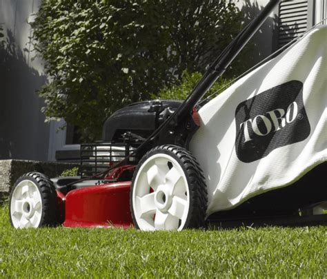 toros   smartstow lawn mower  review