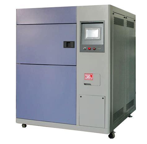 bilan thermique chambre froide test chambre chambre essais de choc thermique froide et