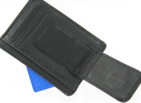 We did not find results for: Mens Leather Wallet Money Clip Credit Card ID Holder Front Pocket Thin Slim NEW   eBay