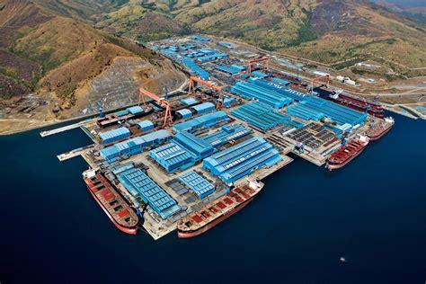 hanjin heavy industries confirms  teu container ship