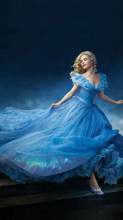 Cinderella Cendrillon Iphone Disney Robe Wallpapers Dresses