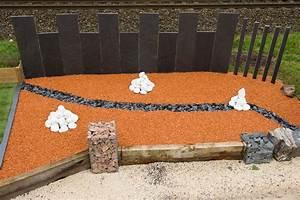 Prix Ardoise Deco Jardin : la gamme d coration m con granulats ~ Premium-room.com Idées de Décoration