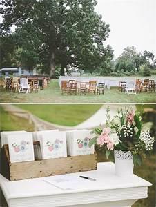 Jardin Deco Exterieur : d co mariage vintage un mariage romantique la maison ~ Teatrodelosmanantiales.com Idées de Décoration