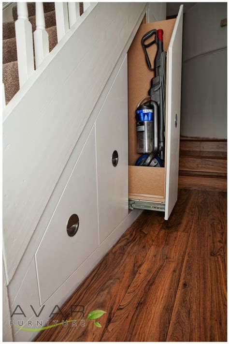 Here's a storage idea for you. ƸӜƷ Under stairs storage ideas / Gallery 16   North London ...