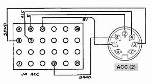 Icom Band Selection Voltage  U0026 Interfaces