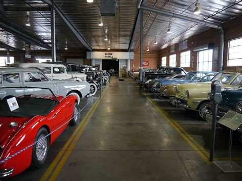 Los Angeles Automobile Museum by Los Angeles Car Museums And Attractions For Auto Buffs