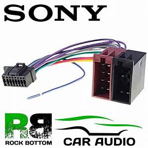 Sony Mex Xb100bt Wiring Diagram