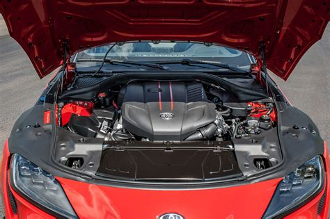 Toyota Supra 2020 Engine by 2020 Toyota Supra Drive More Than The Sum Of Its