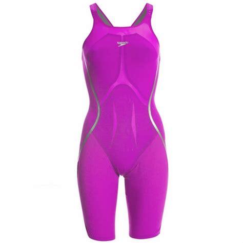 speedo female lzr racer  open  kneeskin ly sports