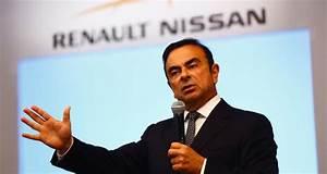 Carlos Ghosn Salaire : carlos ghosn triple son salaire chez renault en 2014 ~ Medecine-chirurgie-esthetiques.com Avis de Voitures