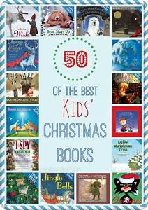 50 Great Kids' Christmas Books List