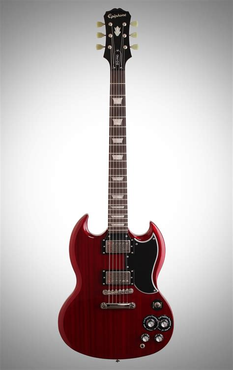 Epiphone G400 Pro Electric Guitar Cherry