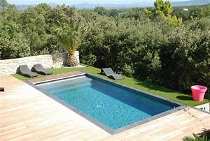 stunning piscine en ardoise contemporary joshkrajcikus With carrelage plage piscine gris 11 terrasse bois entourage piscine nos conseils