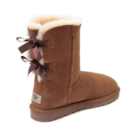 womens ugg boots with bows womens ugg bailey bow boot chestnut
