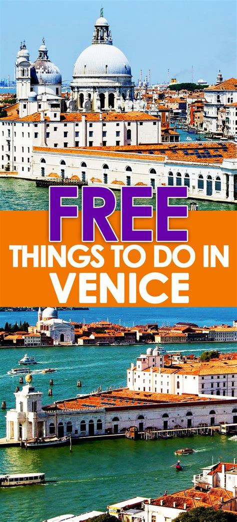 Best Things To Do In Venice Italy Free Things To Do In Venice Italy Free Things Venice