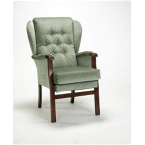 luxury ashby orthopedic high seat chair for the elderly or