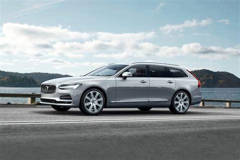 Volvo V90 Wagon by 2018 Volvo V90 Wagon Pricing For Sale Edmunds