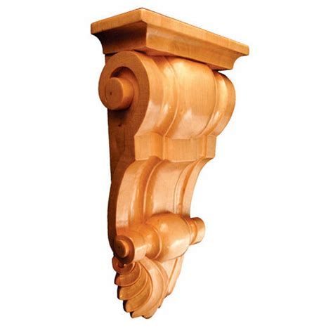 White River Corbels by Decorative Hardware Fluted Corbels By White River