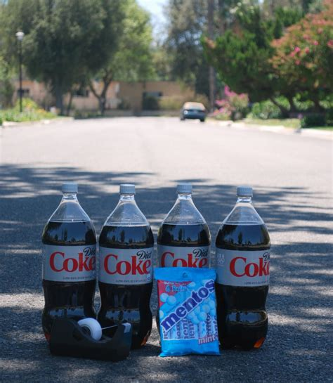 How To Make Cola Bombs The Easier Way