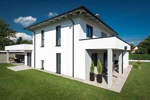 Haus Mit Walmdach : stadtvilla mit walmdach ~ Lizthompson.info Haus und Dekorationen