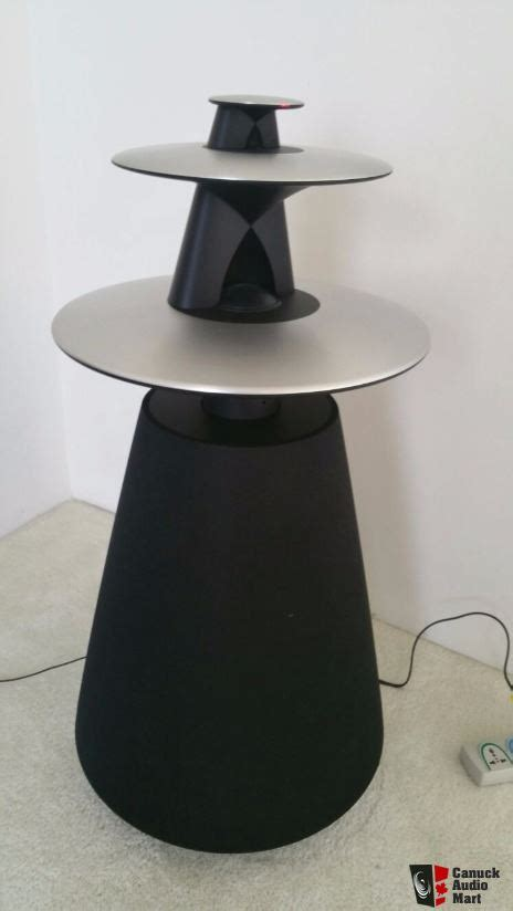 Bang Olufsen Beolab Main Stereo Speakers Photo