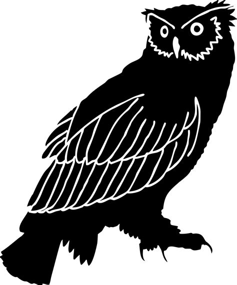 master bathroom design owl silhouette png