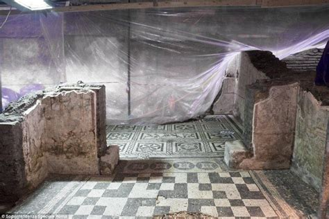 Ruins Of Roman Military Commander's Home Found In Rome