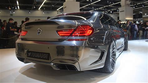 chrome hamann mirrr  gran coupe iaa frankfurt