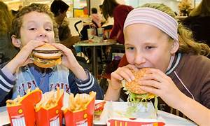 Children Who See Happy Meal Advertising  U0026 39 Put Burger And Fries Before Healthy Choice U0026 39