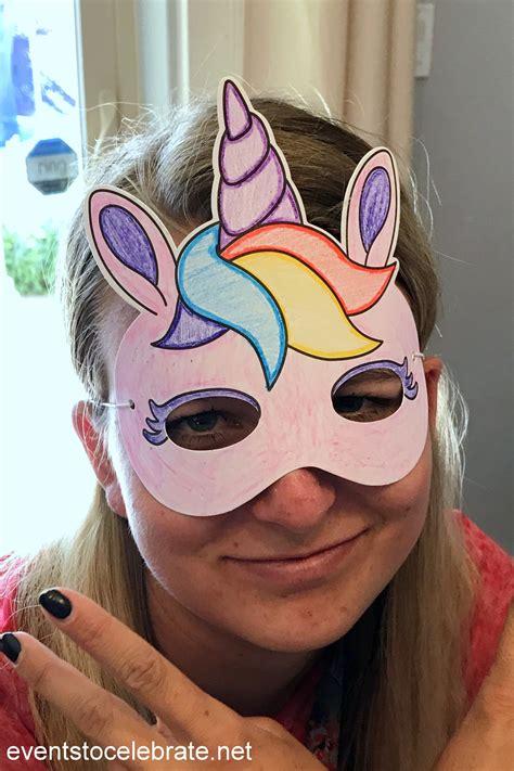 unicorn party crafts  activities   celebrate