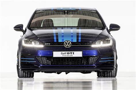 Volkswagen Reveals 396bhp Hybrid Golf Gti Concept