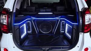 Modifikasi Audio Mobil Toyota New Avanza Sound Quality By