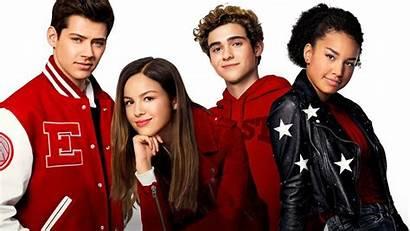 Musical Series Disney Trailer