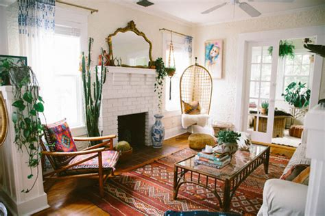 Gorgeous Bohemian Home With Stories Behind