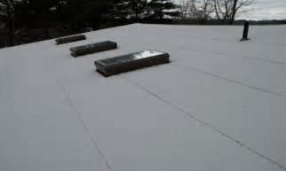 Modified Bitumen Roof Membrane