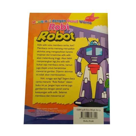 jual galangpress robi robot kreativitas anak