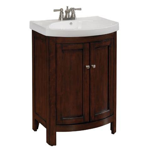 allen roth vanity cabinets allen roth 69187 moravia sable integral bathroom vanity