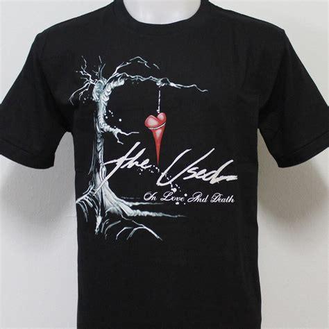 love  death  shirt  cotton  size