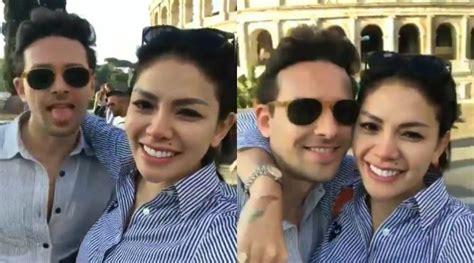 Nikita Mirzani Ciuman Panas Dengan Pacar Italia Netter