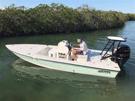 Hewes Boats by 2017 Hewes Redfisher 18 Power New And Used Boats For Sale