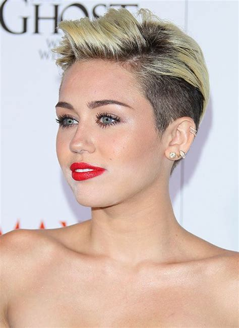 miley cyrus 12 impressive hairstyles of any hair length