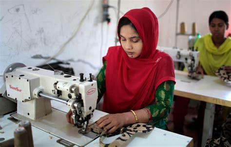 vague de malaises chez les ouvriers du textile au bangladesh
